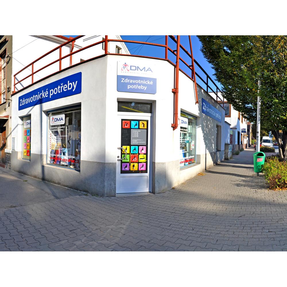 Prodejna Kolín (Žižkova) - DMA Praha - zdravotnické pomůcky 9a6222d90a