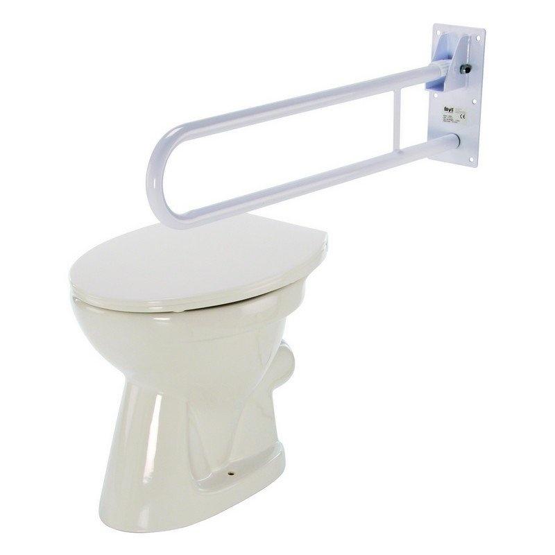 k WC sklopná