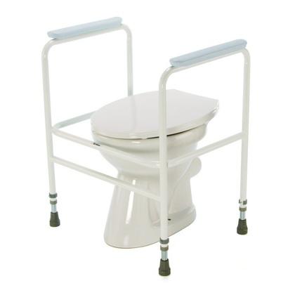 4320 EX Podpěra k WC přenosná