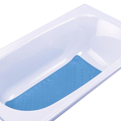 570 B Protiskluzová podložka do vany - modrá