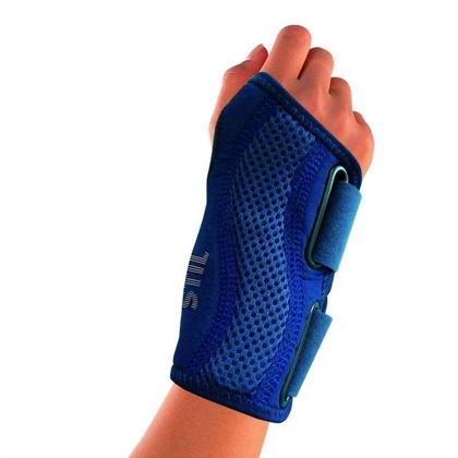 Bandáž zápěstí neoprenová 2 A - Modrá