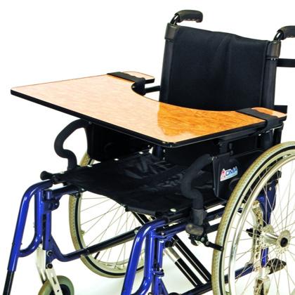 WA 2520 Stolek k vozíku - Použití