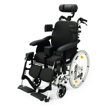RELAX COMFORT Invalidní vozík polohovací