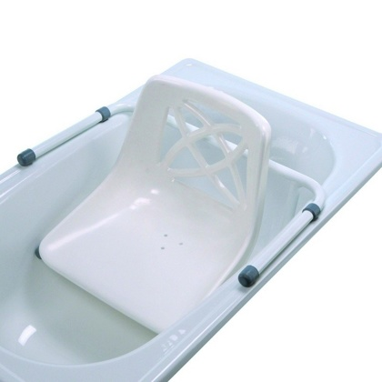 4206 Sedačka do vany s opěrkou