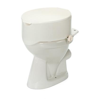 4986 Nástavec na WC s poklopem 15 cm